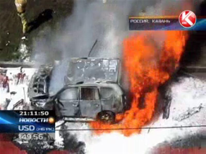 Радикальные экстремисты провели две атаки в российском Татарстане