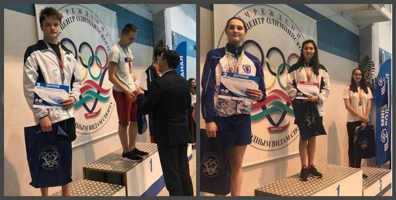 Cуда жүзуден халықаралық турнирде қазақстандық спортшылар 4 алтын алды