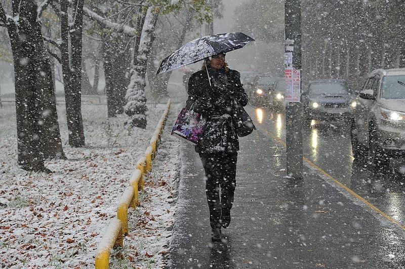Какая погода будет в Казахстане в четверг, 28 ноября