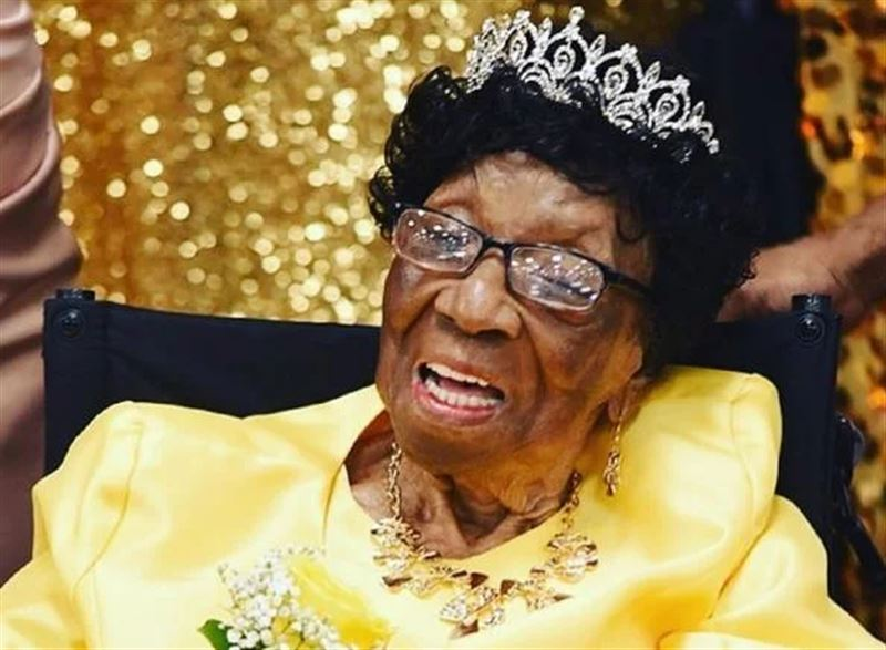 Не стало самой старой жительницы Соединенных Штатов