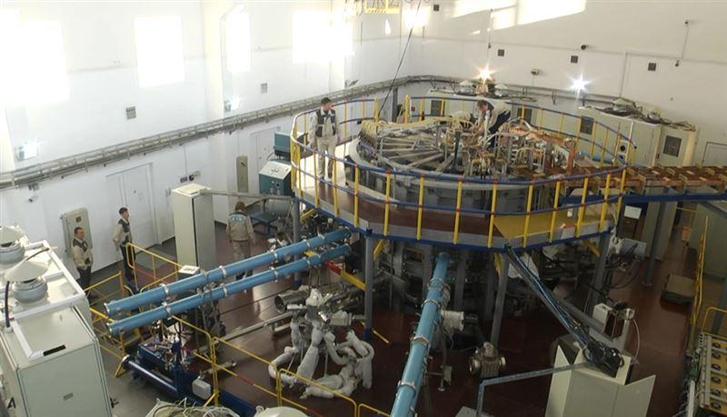 Второй этап тестирования ядерного реактора «Токамак» закончен