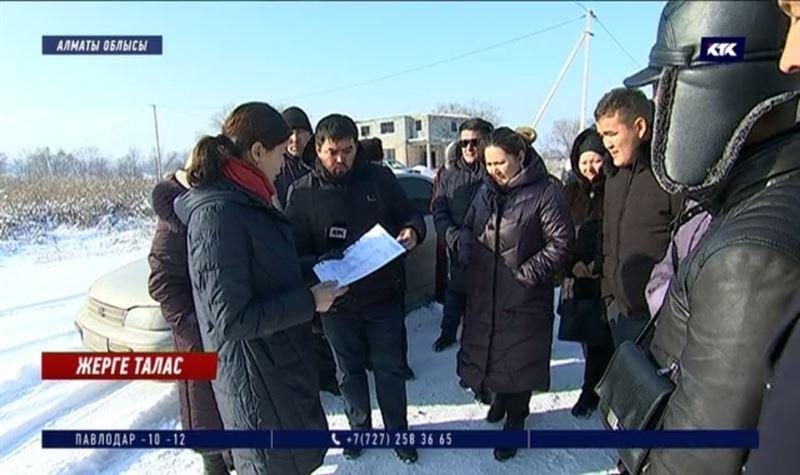 Белбұлақ! Алматы облысында 231 адам баспанасынан айырылуы мүмкін