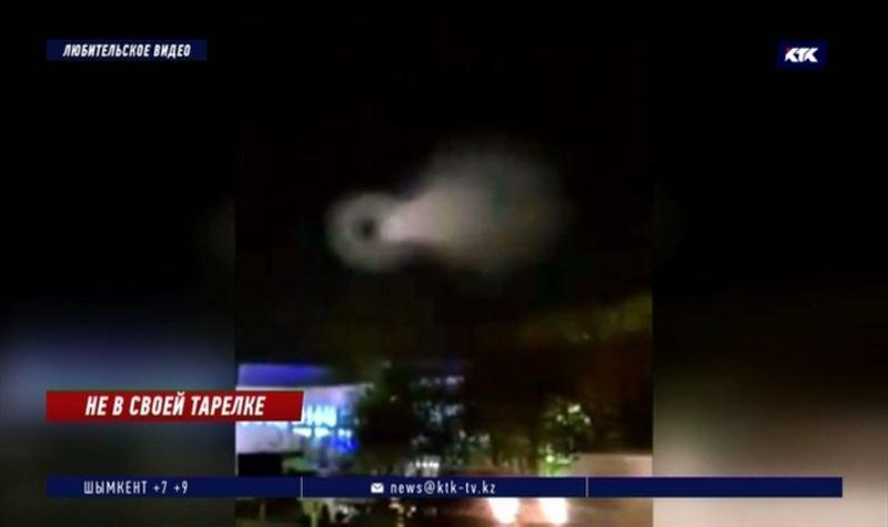 НЛО над Петропавловском оказалось ракетой