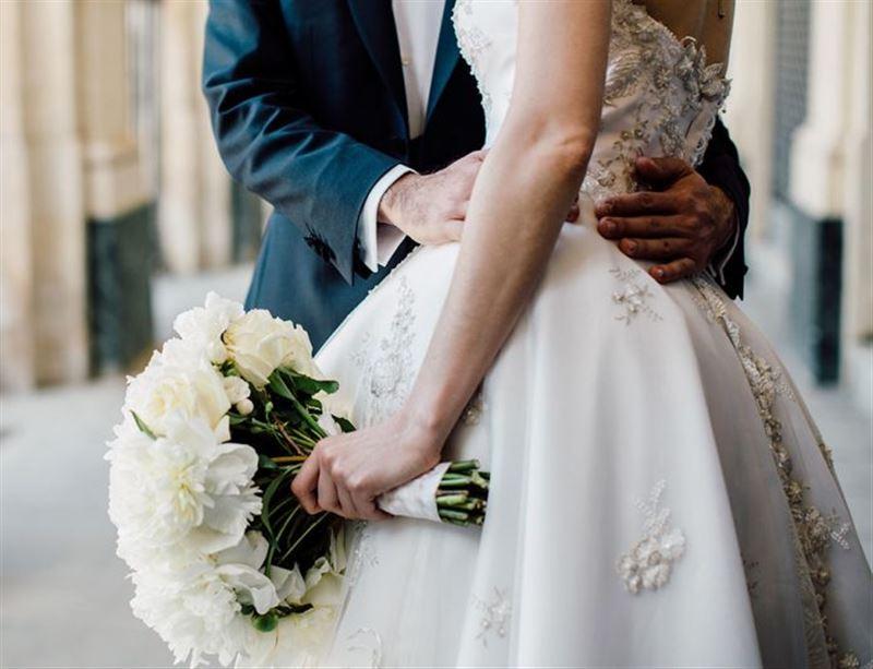 В женской колонии в Атырау сыграли необычную свадьбу