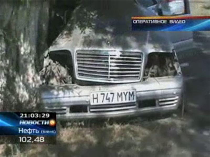 В Жамбылской области трагедией закончилась поездка на отдых