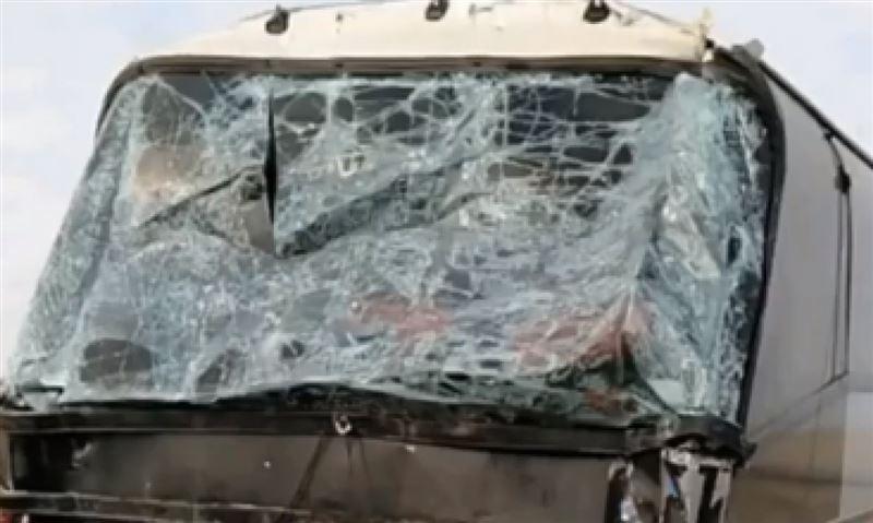 75 адам Самара – Шымкент тас жолында жантүршігерлік апатқа түсті