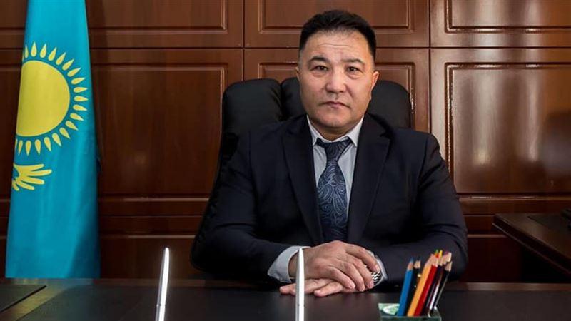 Айтказы Карабалаев стал новым акимом Тараза