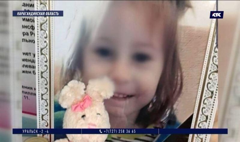 Арестована карагандинка, зарезавшая 3-летнюю дочь соседки