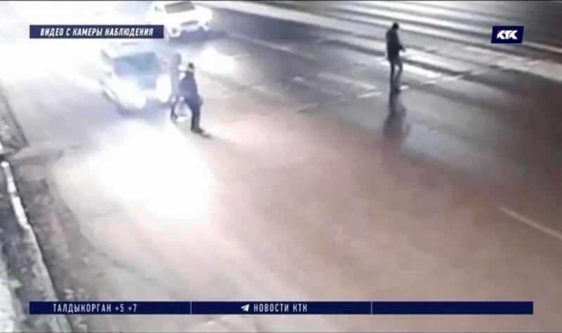 Против угонщика такси в Нур-Султане заведено дело по двум статьям