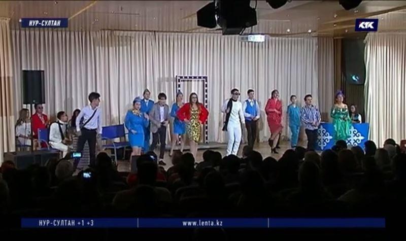 Особенные актёры показали в столице новую постановку