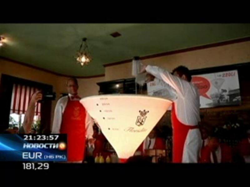 Кубинские бармены пошли на рекорд