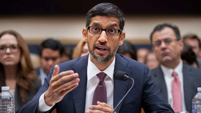Үндістаннан шыққан кедей иммигрант Google-ды басқарады