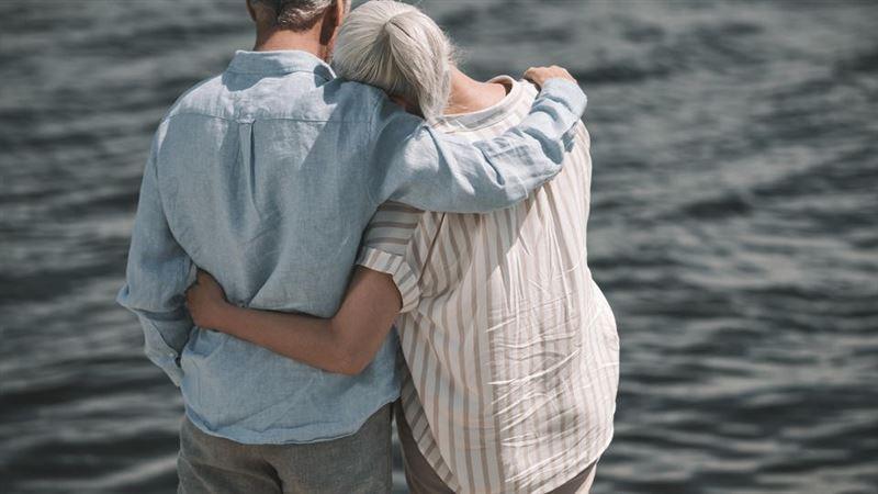 68 жыл өмір сүрген ерлі зайыптылар бір күн айырмашылықпен қайтыс болды