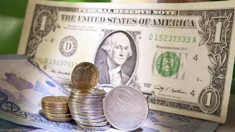 Доллар күрт арзандай бастады