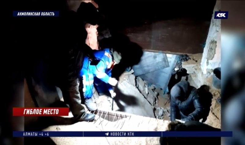 Мать четверых детей придавило плитой в хлебоприёмном пункте