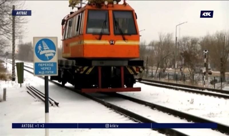 Девушку во время селфи сбил поезд