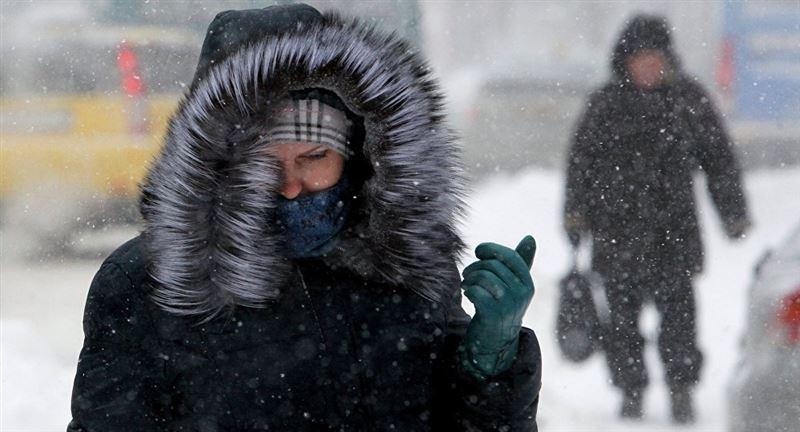 В каких областях Казахстана ожидается погода без осадков 7 декабря