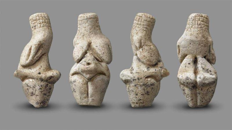 Древнюю статуэтку Венеры эпохи палеолита обнаружили во Франции