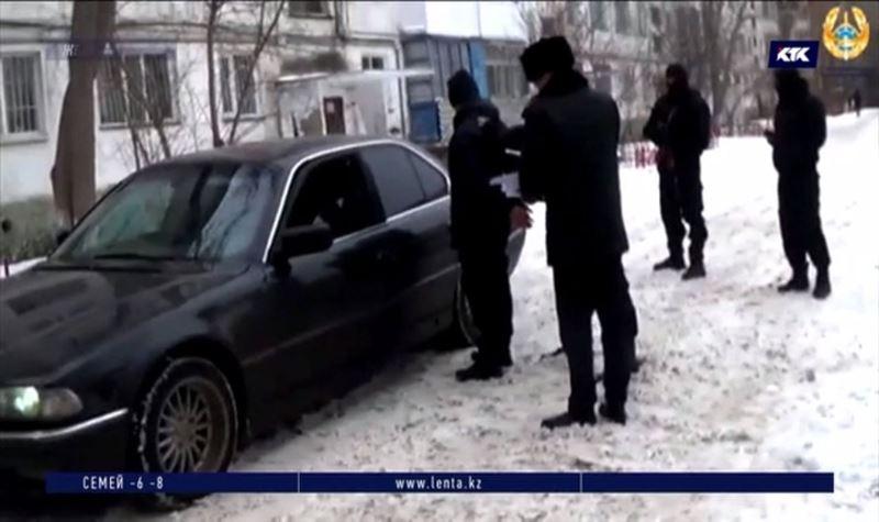 Жұртты тақырға отырғызып жүрген өзбекстандық аляқтар қолға түсті