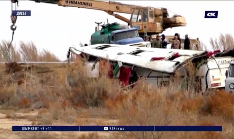 Семьям погибших вахтовиков выплатили по миллиону тенге