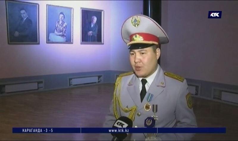 Полицейский-герой из Нур-Султана получил 7 лет тюрьмы