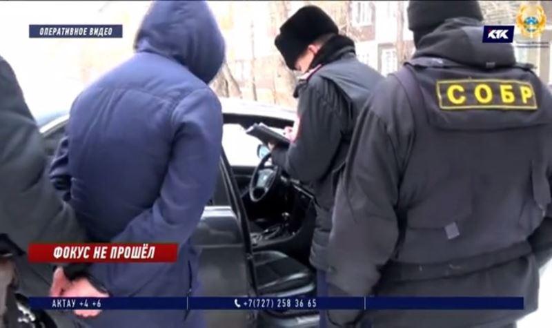 Среди задержанных в Павлодаре картёжных шулеров оказался 70-летний пенсионер