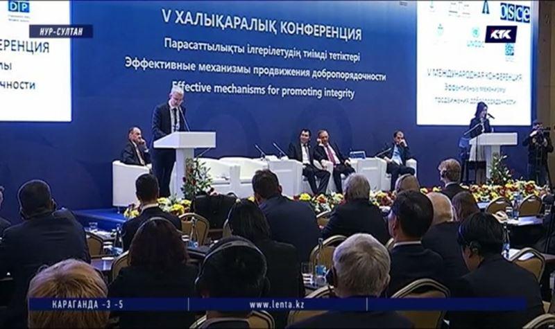 Казахстанцы воспринимают борьбу с коррупцией оптимистично – опрос