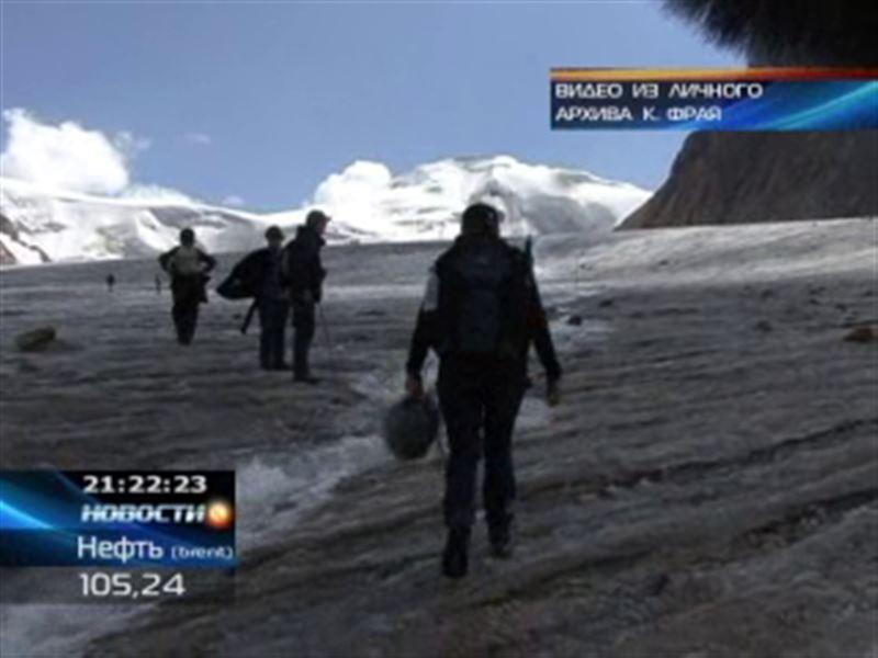 Ученые записали пение ледников на Туюксу