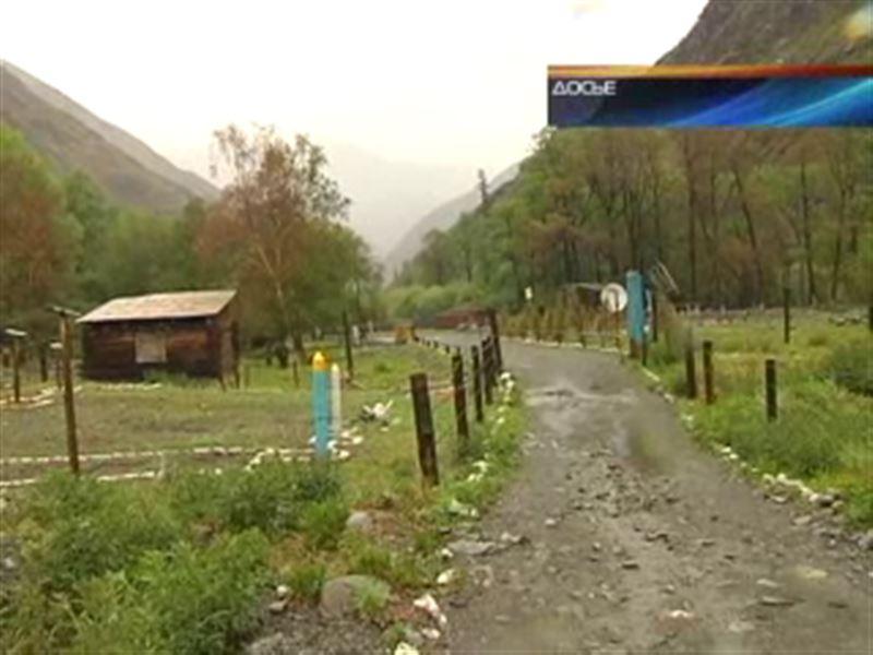 Родители погибших на «Аркан Кергене» солдат побывали на сгоревшей заставе