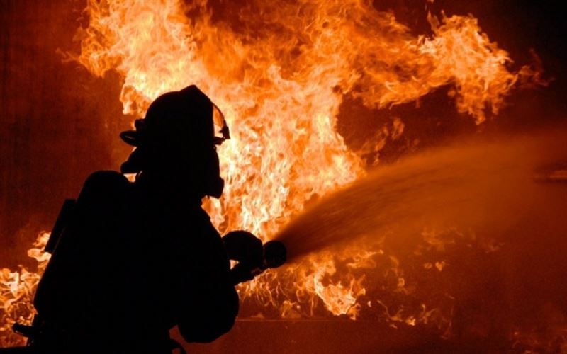 Тело нашли в горящем общежитии Алматы