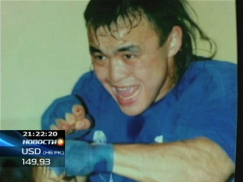 В Карагандинской области осудили убийцу боксера Ермека Серикова