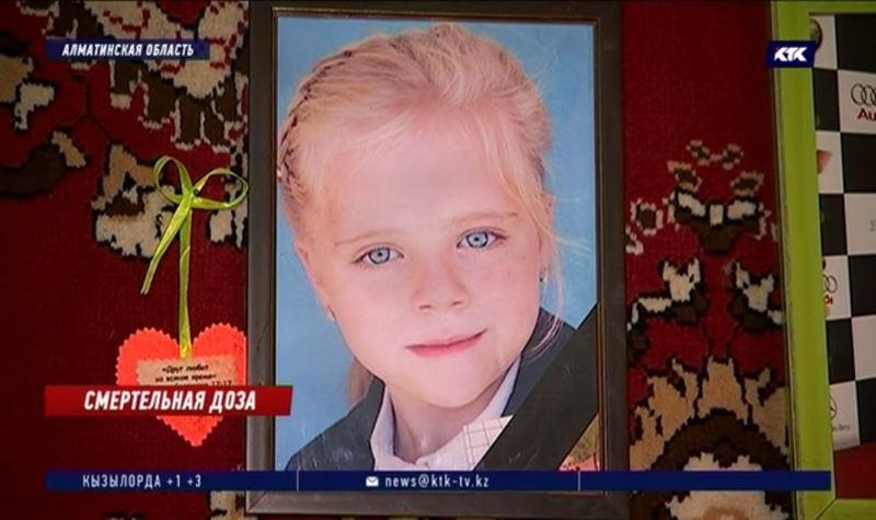Парацетамол убил девочку в Алматинской области