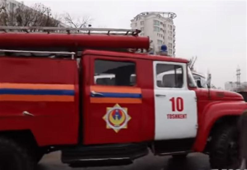Пятеро погибли во время строительства метро в Ташкенте