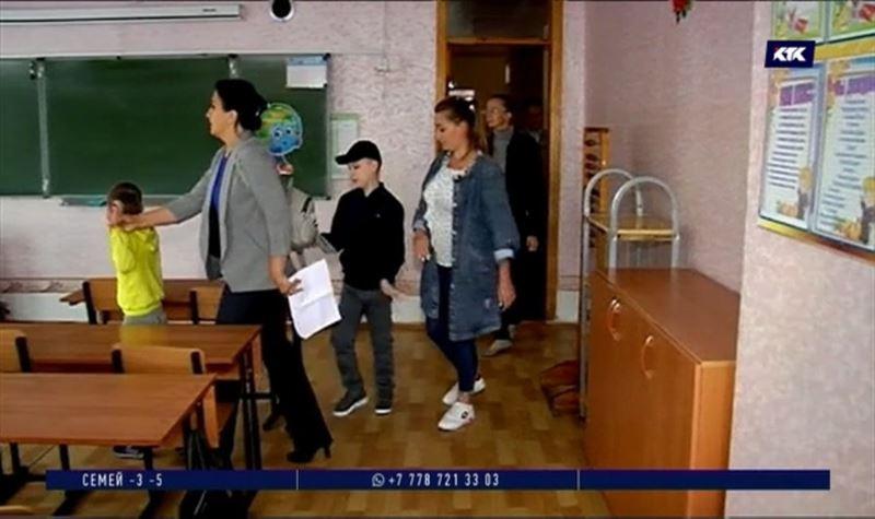 В деятельности коррекционной школы Петропавловска выявили нарушения