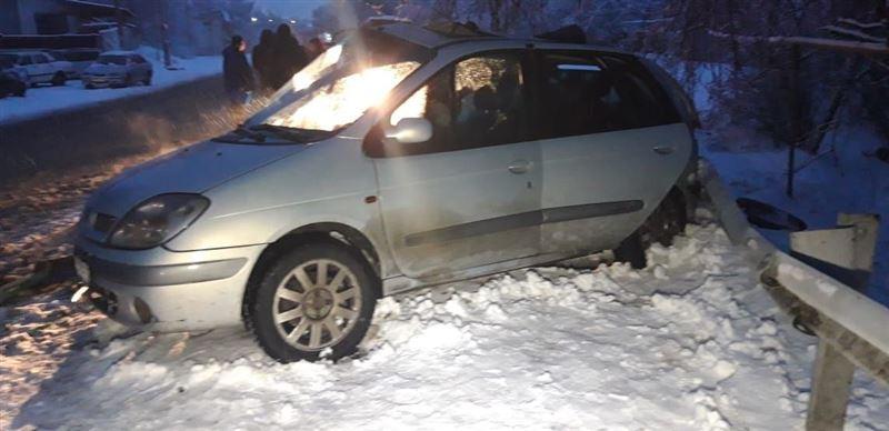 Три женщины стали жертвами страшной аварии в Алматы