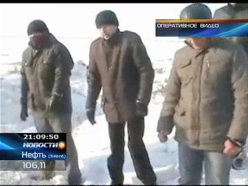 """В Актобе начался суд по делу """"Шалкарских мясников"""""""