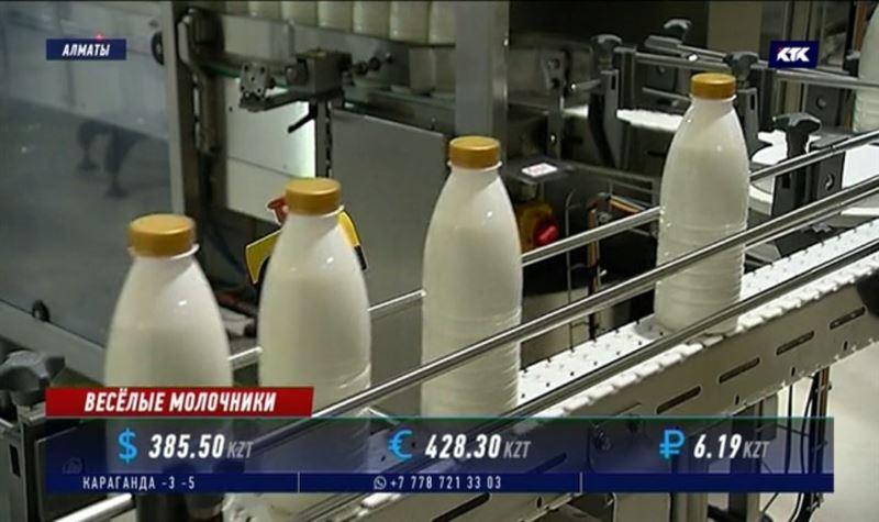 Казахстанские молочники получили отсрочку