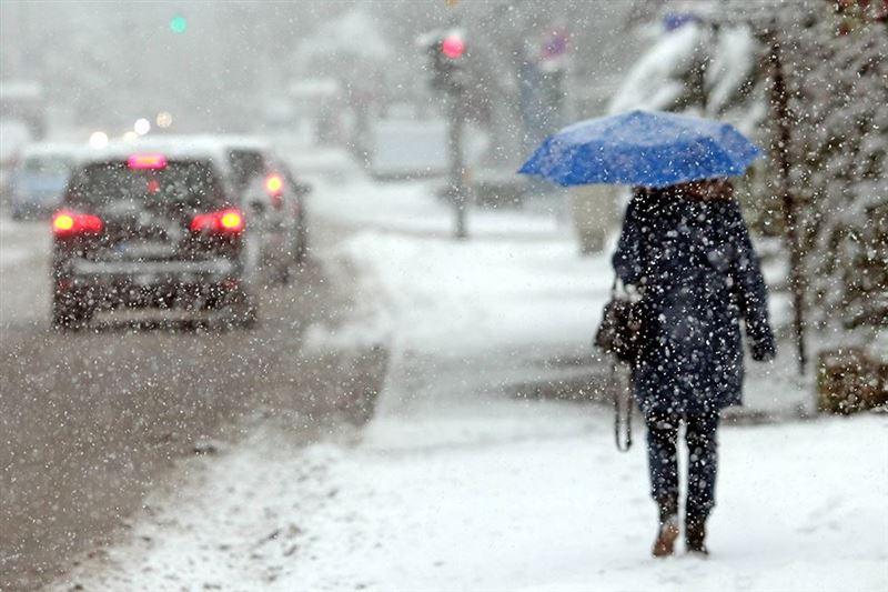 Прогноз погоды по Казахстану на понедельник, 23 декабря