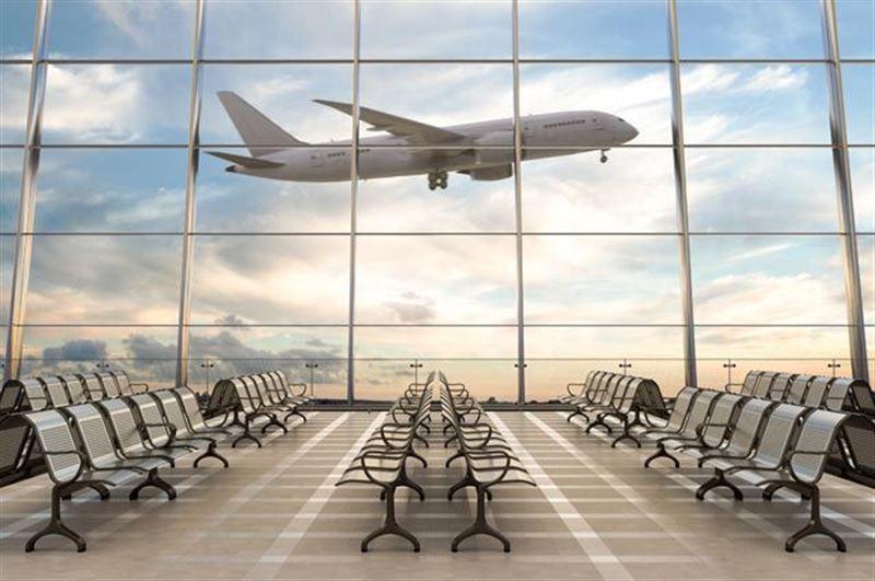 Новый рекорд установлен в сфере казахстанских авиаперевозок