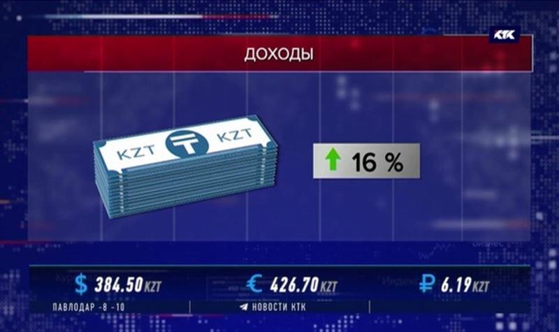 Доходы казахстанских авиаперевозчиков выросли на 16%