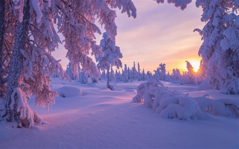В каких районах Казахстана ожидаются осадки 24 декабря