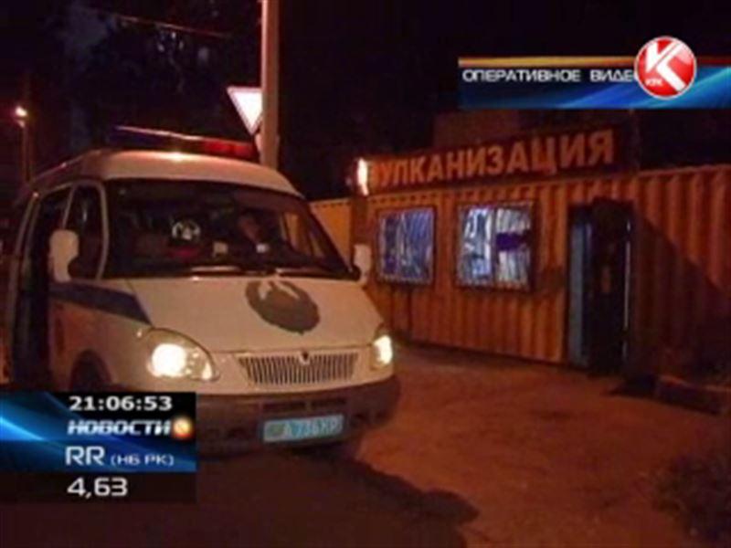 В Алматы полицейские накрыли секс-притон под вывеской «Шиномонтаж»