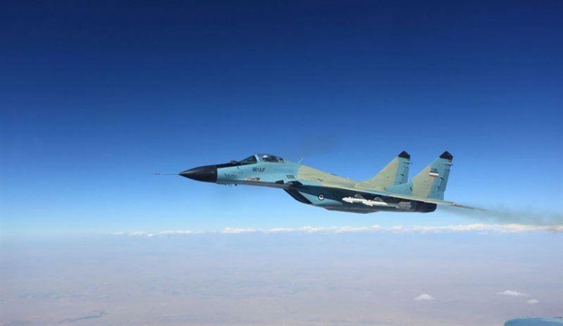 Иранның МиГ-29 жойғыш ұшағы апатқа ұшырады