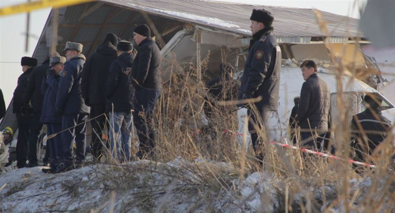 Что могло стать причиной авиакатастрофы под Алматы