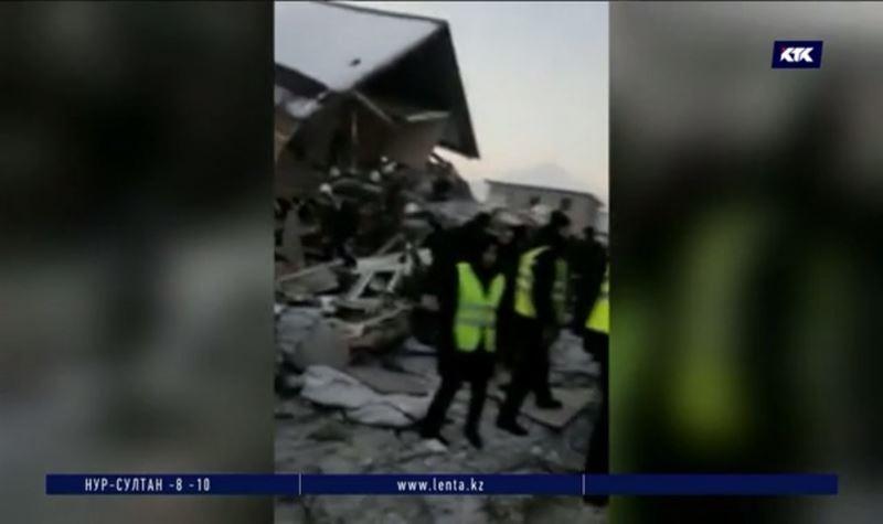 Правительственная комиссия посетила место крушения самолёта