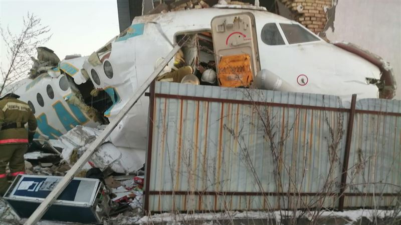 Главы государств и дипломаты выражают соболезнования в связи с авиакатастрофой в Алматы