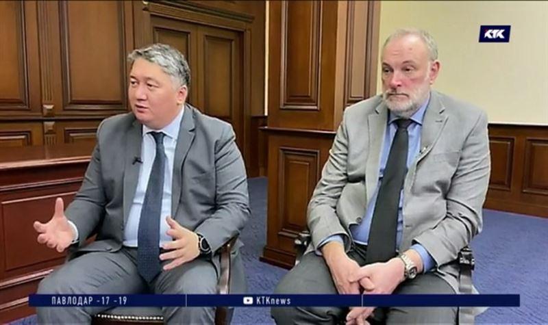 Причины авиакатастрофы в интервью Талгата Ластаева и Питера Гриффитса - в «Слугах народа»