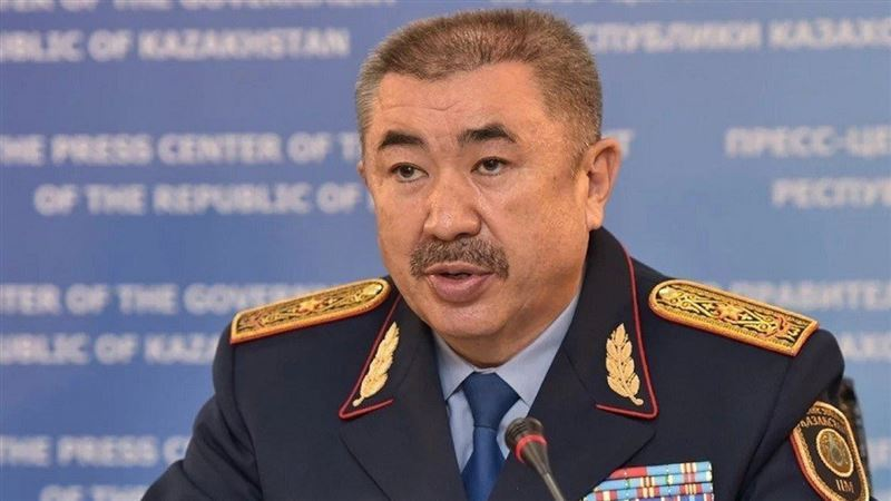 «МВД проведет качественное и объективное расследование» ‒ Тургумбаев о трагедии с самолетом