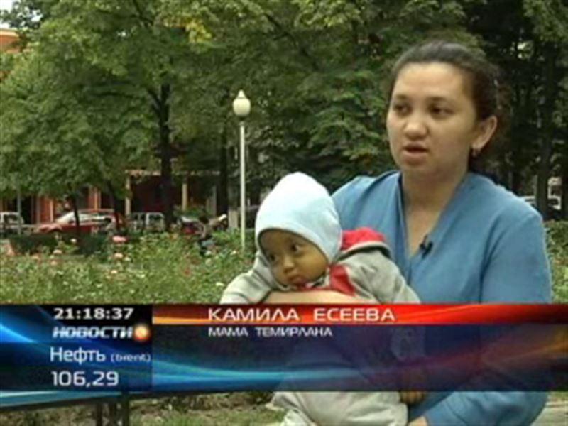 В Алматы от цирроза печени умирает семимесячный ребенок, медики отказываются делать ему трансплантацию