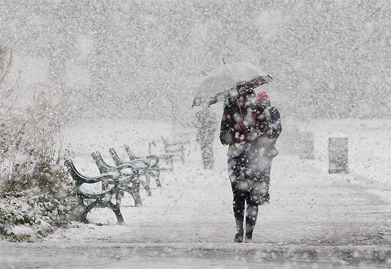 Прогноз погоды по Казахстану на воскресенье, 29 декабря